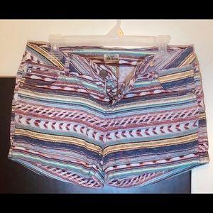 Celebrity Pink Shorts - Colorful shorts